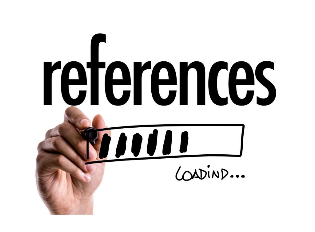 When to Share Professional Job References